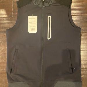 Men's Rhone SeaCell Hitch Vest Black Large